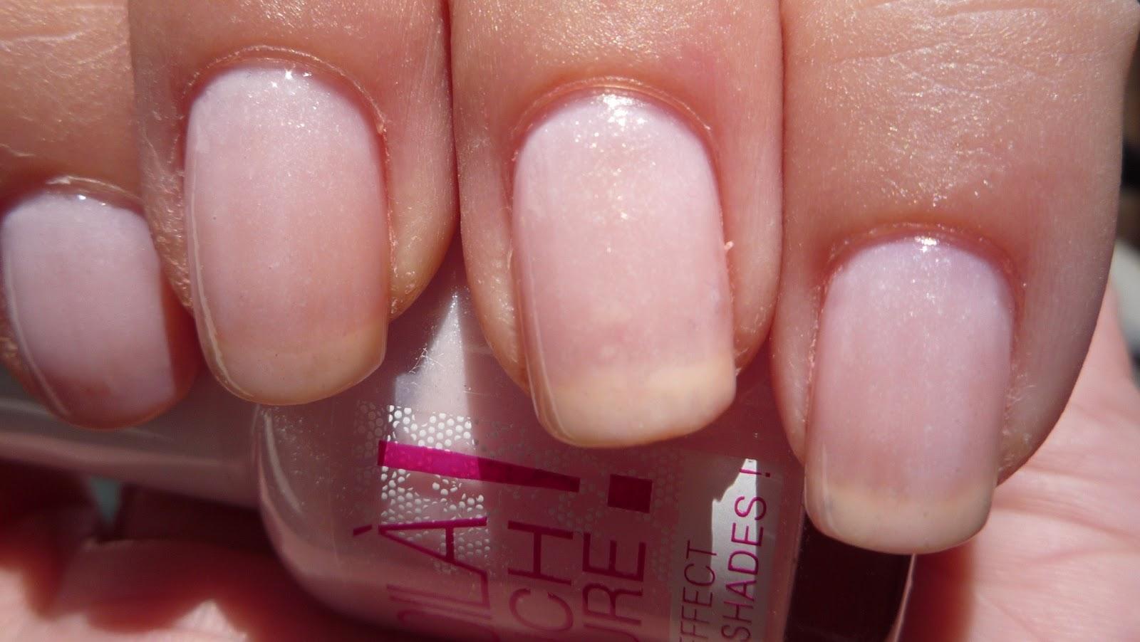 Miss Sporty Et Voila French Manicure 6 Tedinka Nails