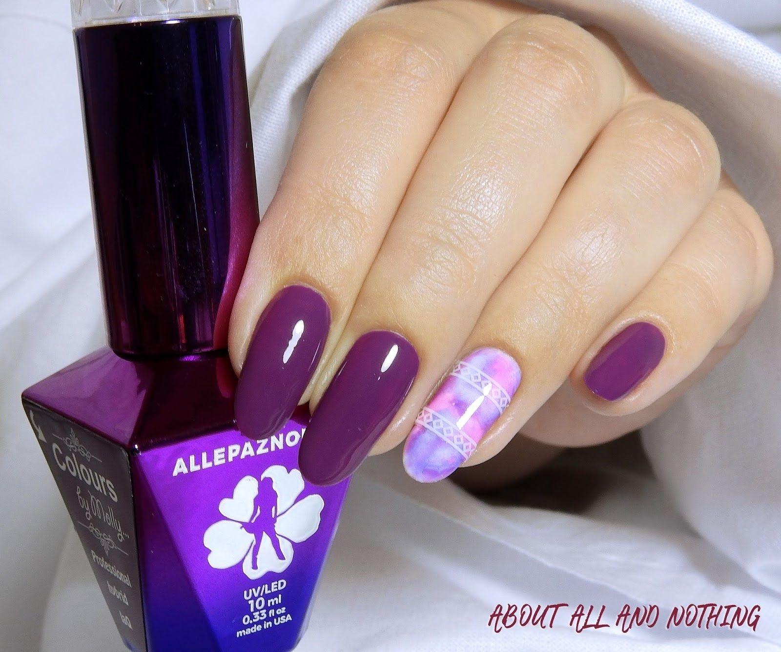Gel Lak Colours By Molly Premium 10ml Capitan Blue