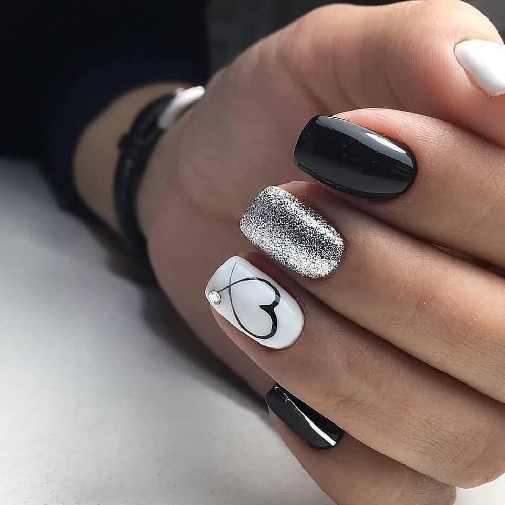 Nice 40 Top Amazing Gel Nail Art Of 2019 Http Vattire Com Index Php 2018 12 20 40 Top Amazing Gel Nail Art Of Bridal Nail Art Valentines Nails Fashion Nails