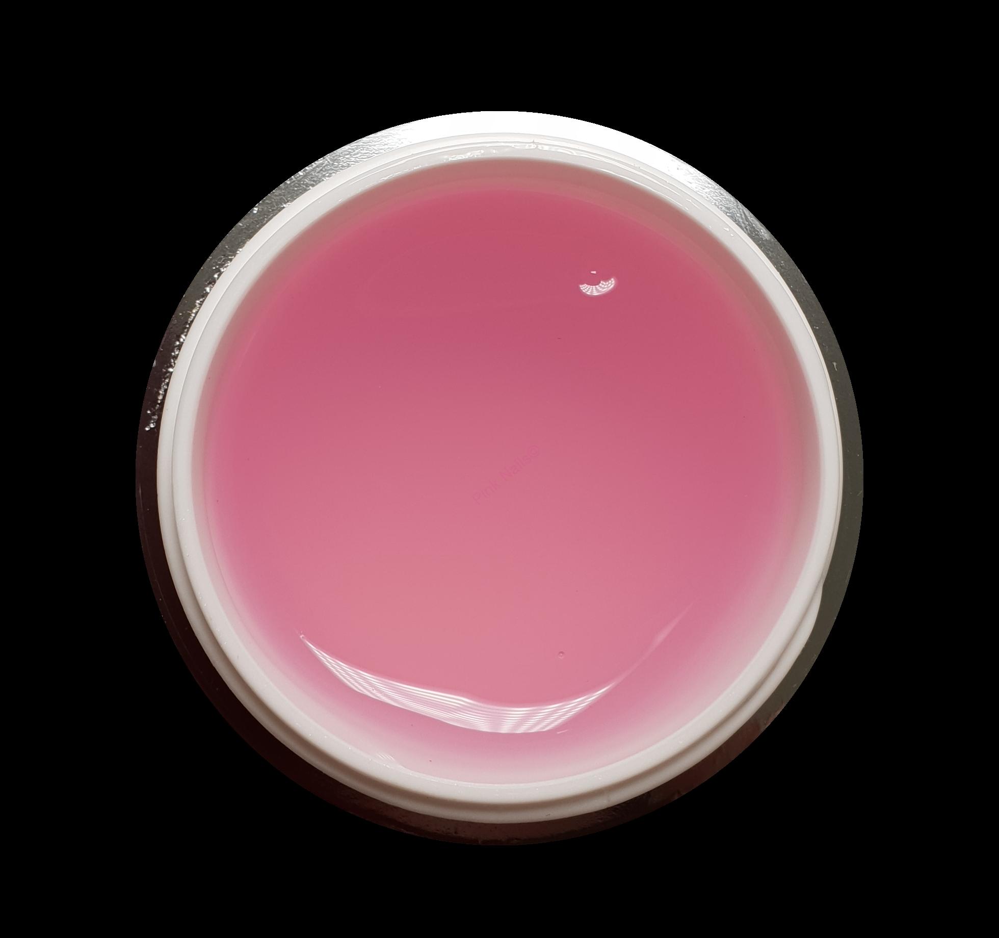 Uv Gel Pink Clear Jednofazovy 5ml Produkty Pro Nehtovy Design