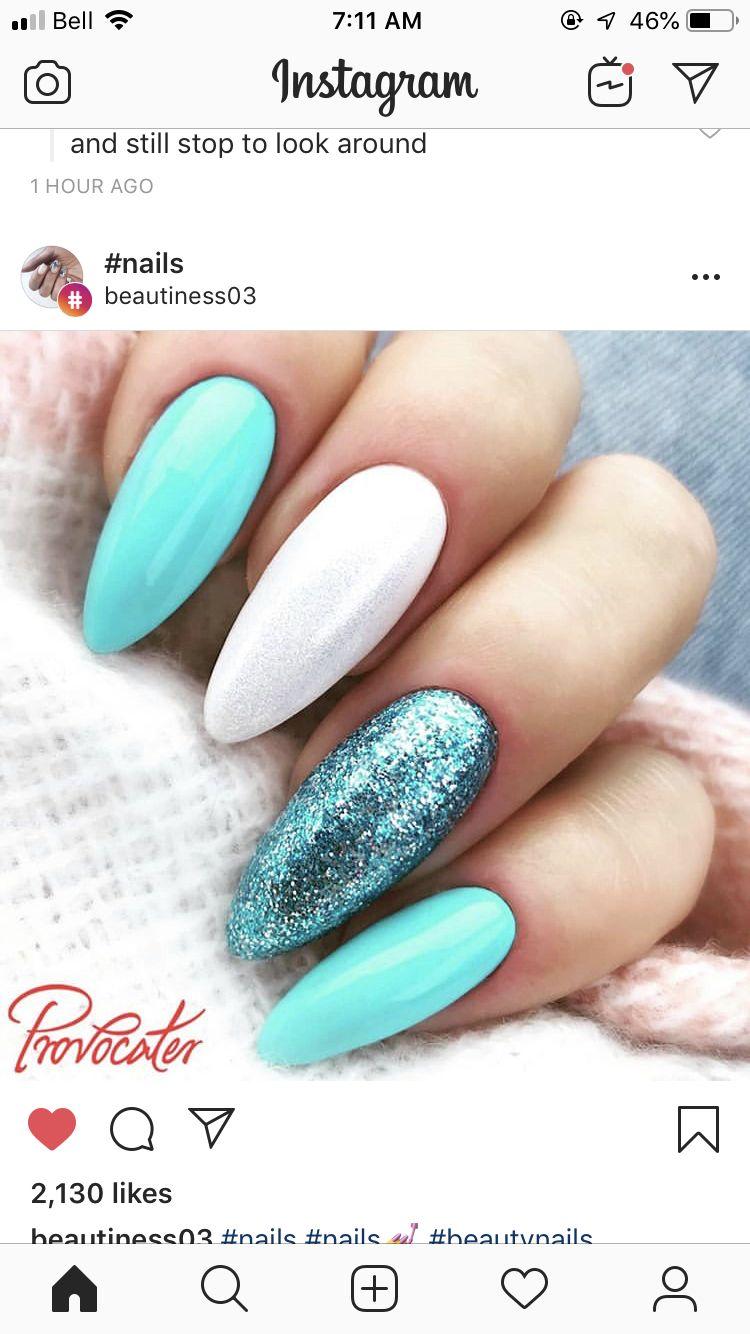Nails By Anna Vankova Design Nehtu Umele Nehty Barevne Nehty