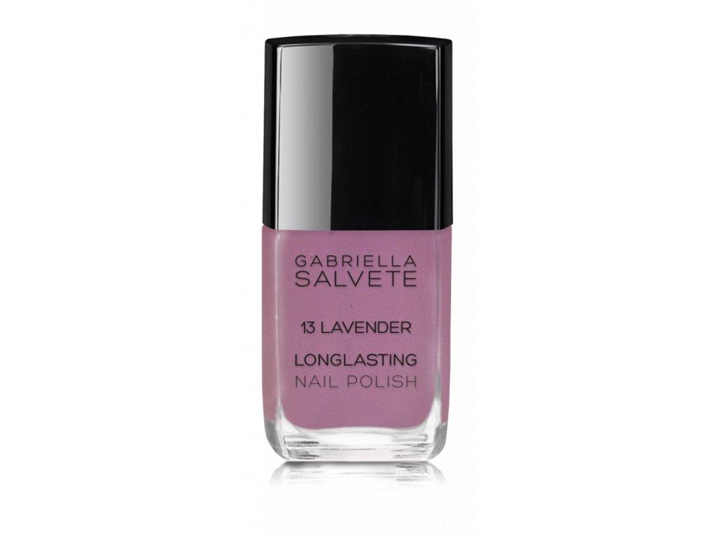 Gabriella Salvete Dlouhotrvajici Lak Na Nehty 13 Lavender Dekorativka Cz
