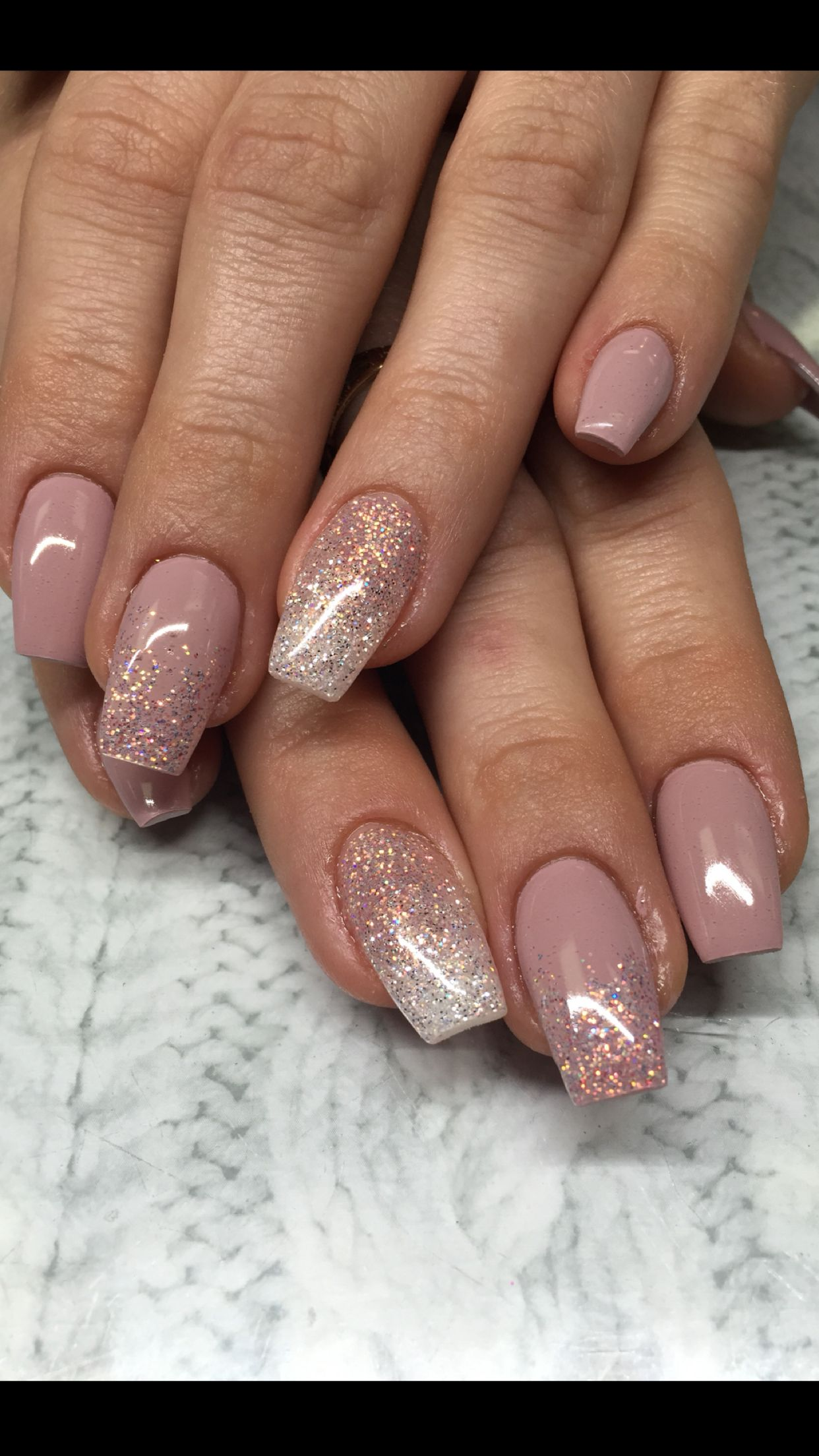 Hard Gel Nails Ballerina Coffin Light Elegance Your Churn With Sweet Nothing And Diamond Hard Gel Nails Gel Nails Trendy Nails