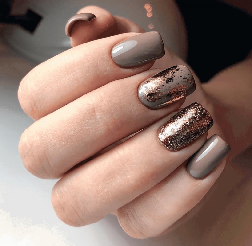10 Unique Ways To Show Off Your Gel Nail Designs Folie Nagels Nagels Gel