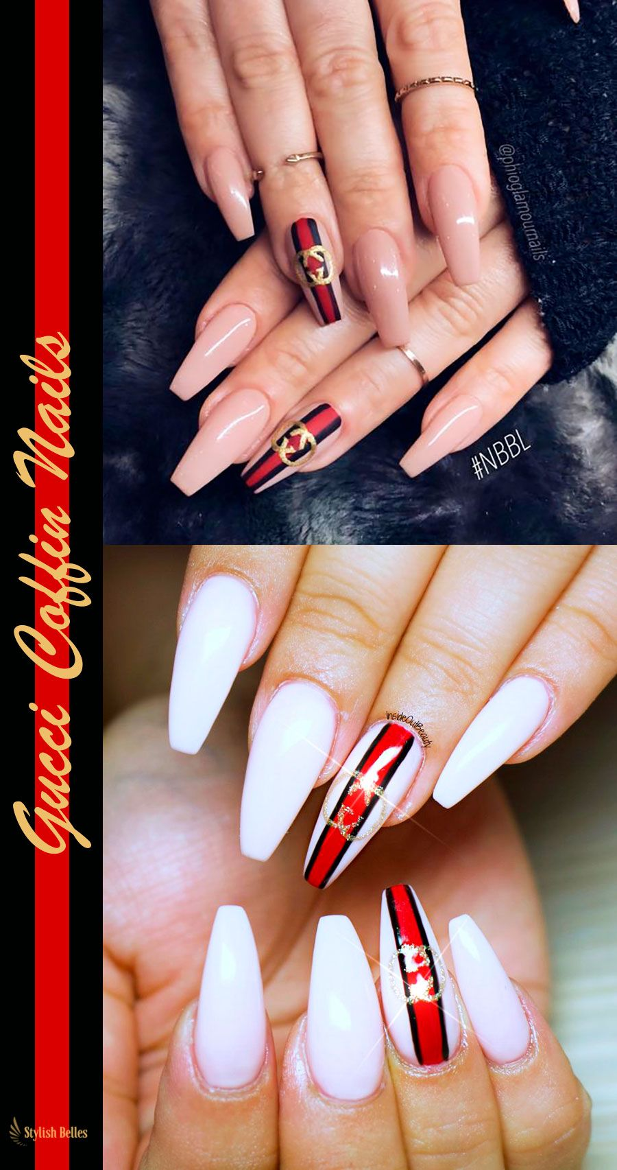 The Best Coffin Nails Ideas That Suit Everyone Nehty