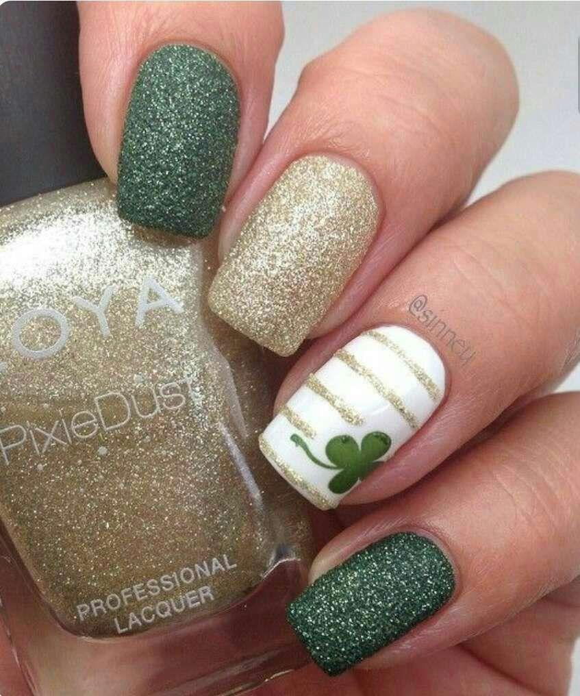 Nails Greengoddess Nehty Gelove Nehty Design Nehtu