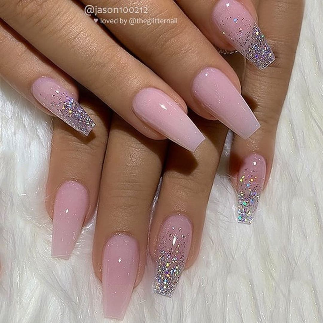 40 Stunning Manicure Ideas For Short Nails 2020 Short Gel Nail Arts Dlouhe Nehty Design Nehtu Gelove Nehty