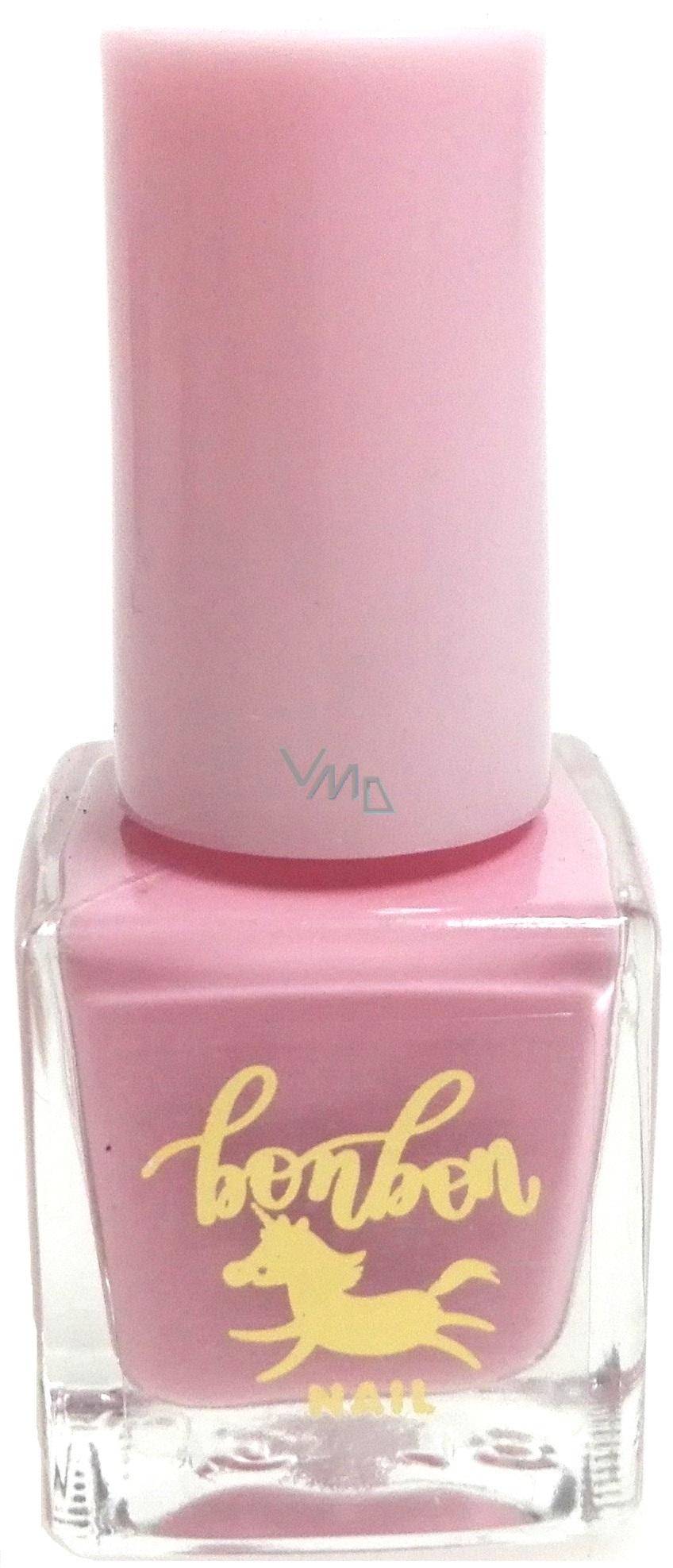 Dor Cosmetics Bonbon Na Vodni Bazi Lak Na Nehty Pro Deti 01 Ruzovy 5 Ml Vmd Drogerie A Parfumerie