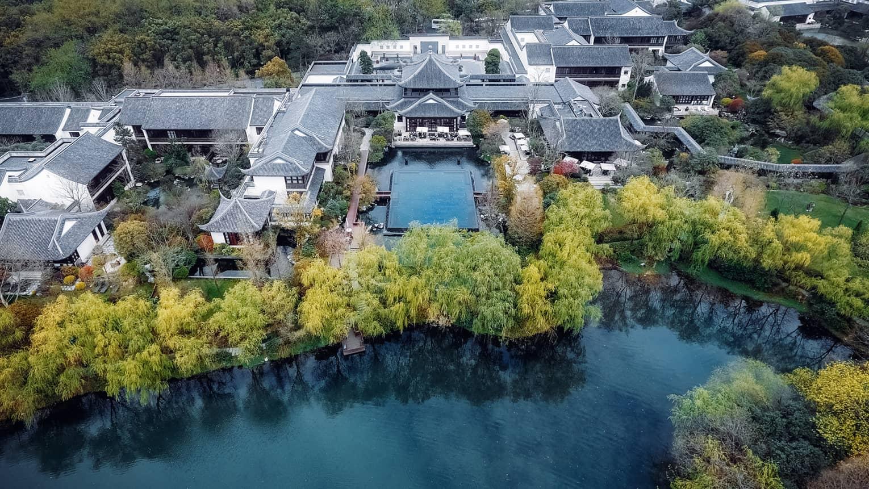 Hangzhou Hotel Photos Videos Four Seasons Hangzhou At West Lake