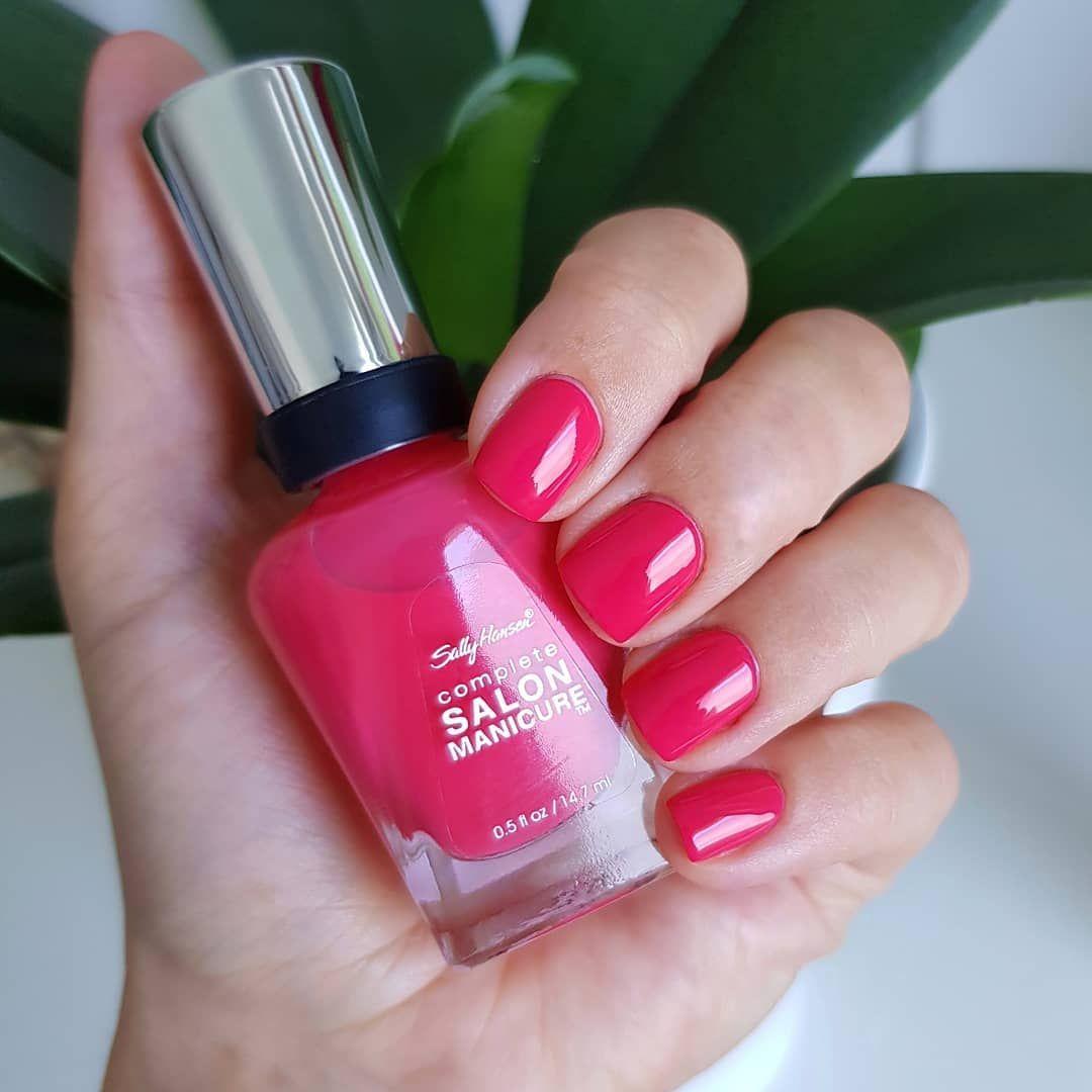 Frutti Petutie Sally Hansen Nail Polish Manicure