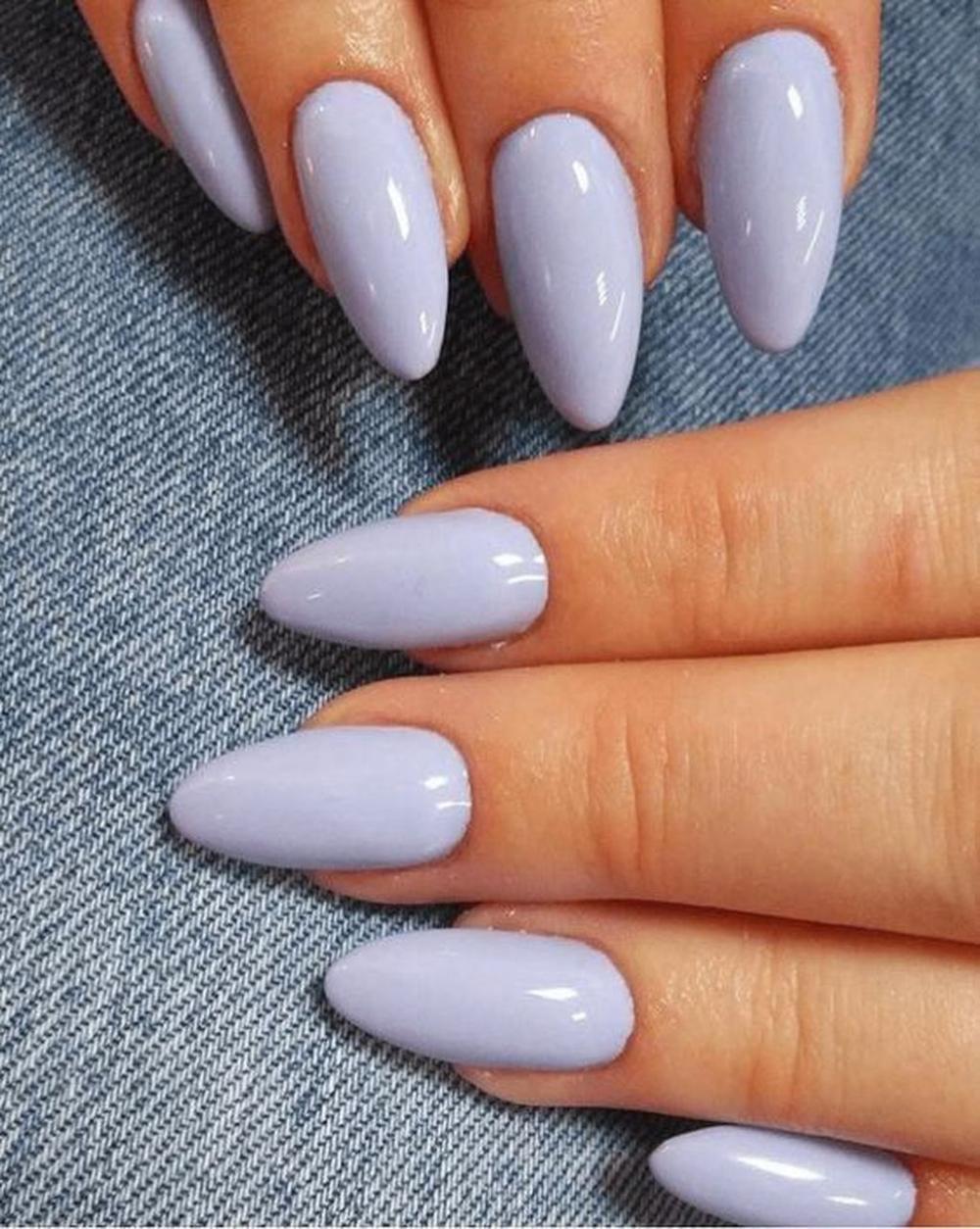 36 Pretty Summer Nail Designs For Beautiful Look Design Nehtu Umele Nehty