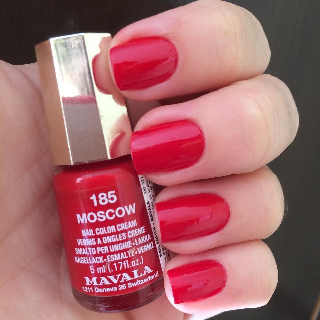 Moscow Nail Polish Hair And Nails Mavala Nail Polish