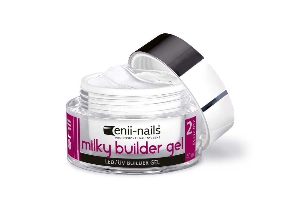 Uv Gel Modelovaci French Mlecne Bily 10 Ml Enii Nails