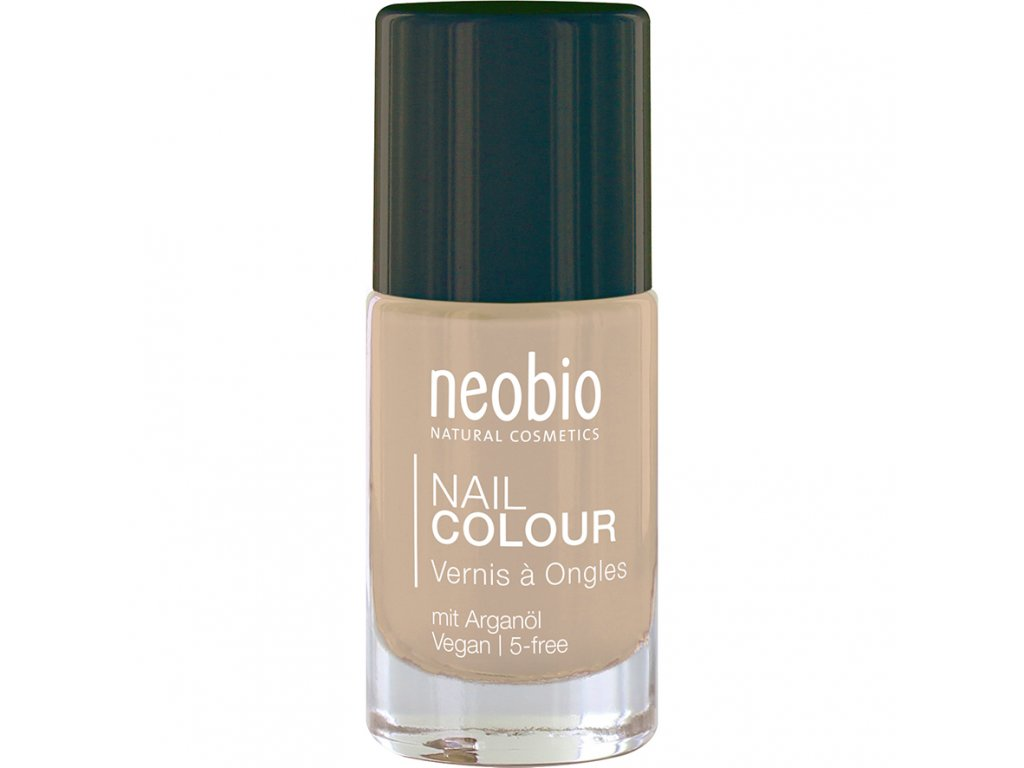 Neobio Lak Na Nehty 10 Perfect Nude 8ml Bioneeds Cz