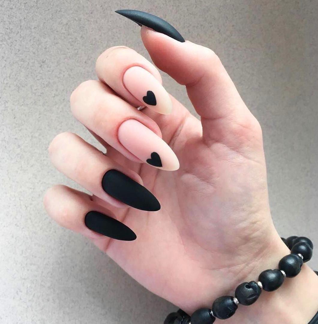 60 Best Gel Nail Designs To Copy In 2019 Dlouhe Nehty Neonove Nehty Gelove Nehty