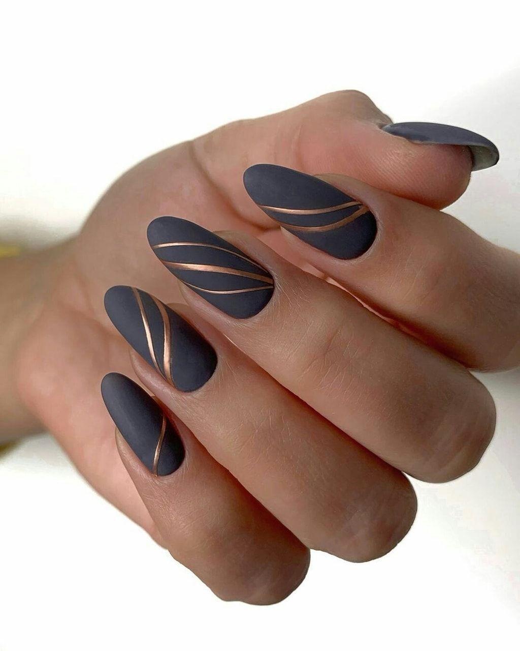 45 Classy Spring Nail Color Designs For Your Exceptional Style In 2020 Zelene Nehty Gelove Nehty Design Nehtu