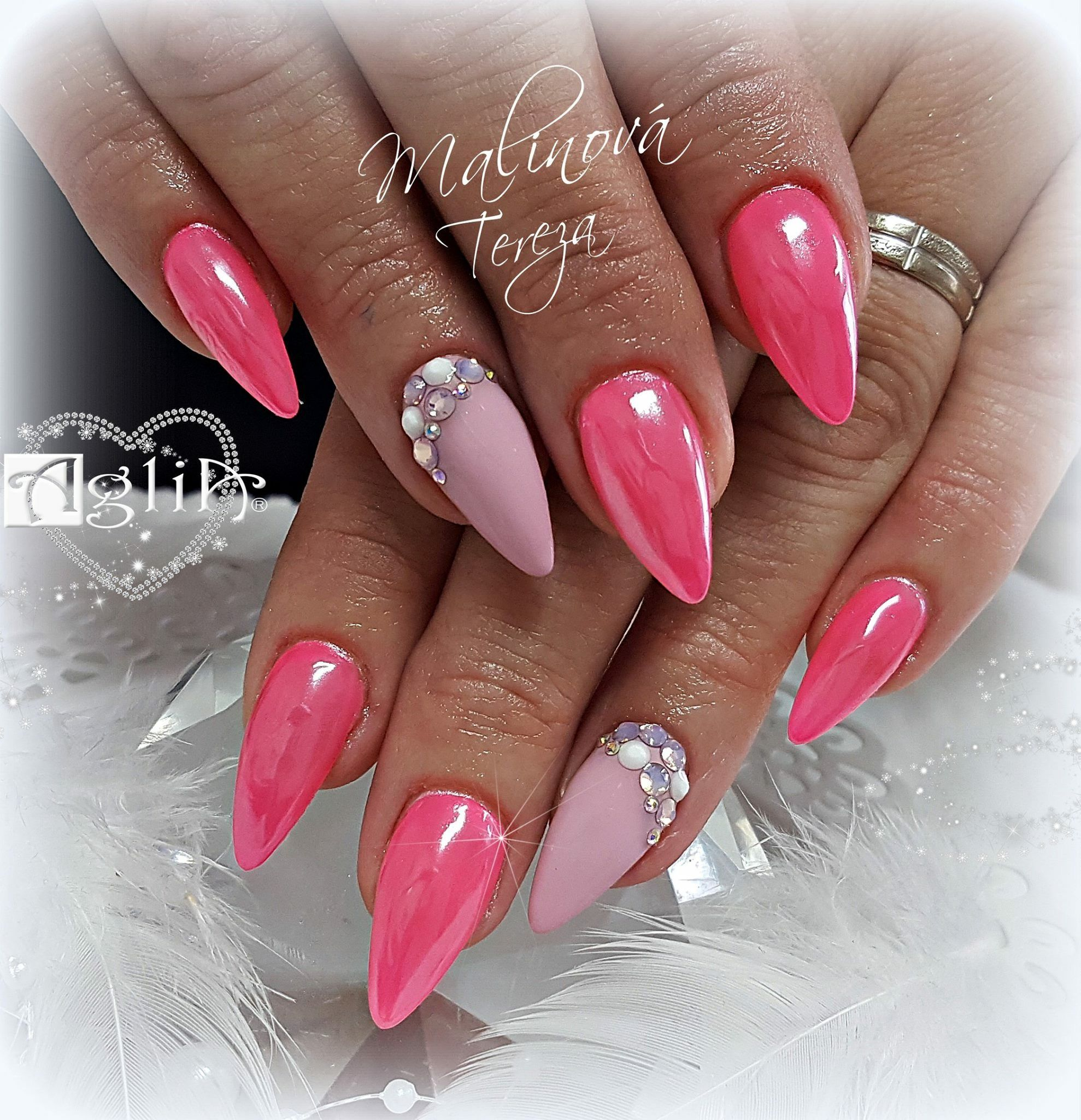 Pin By Lenous On Nails Gelove Nehty Nehty