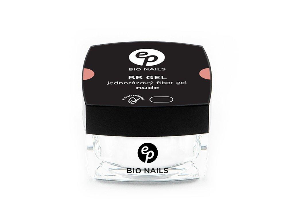 Bb Gel Fiber Nude Jednofazovy Hypoalergenni Bio Nails