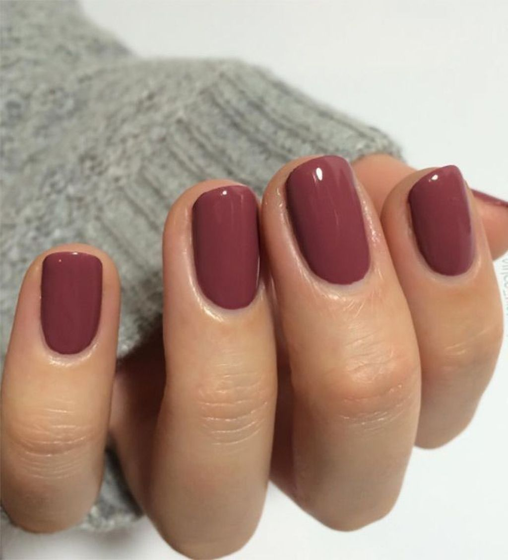 47 Simple Fall Nail Art Designs Ideas You Need To Try Nehty Zimni Nehty Gelove Nehty