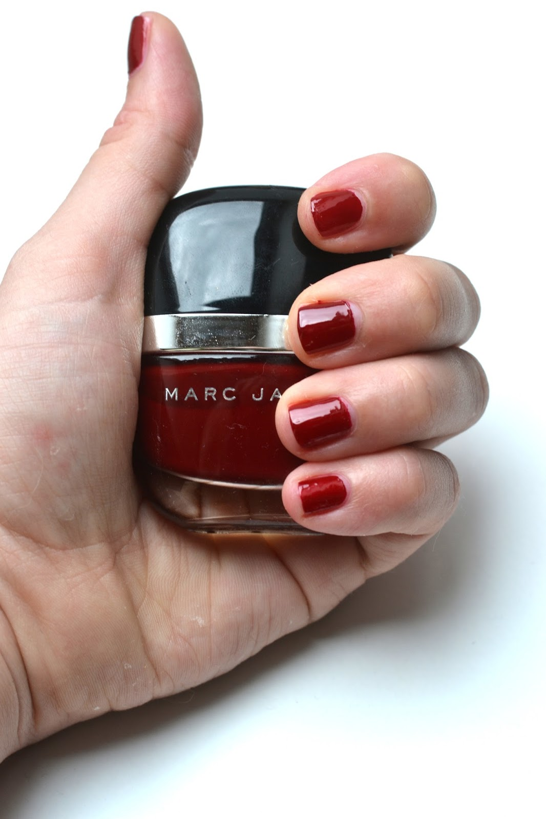 Style Of Lucie Redlich Red Nail Polishes