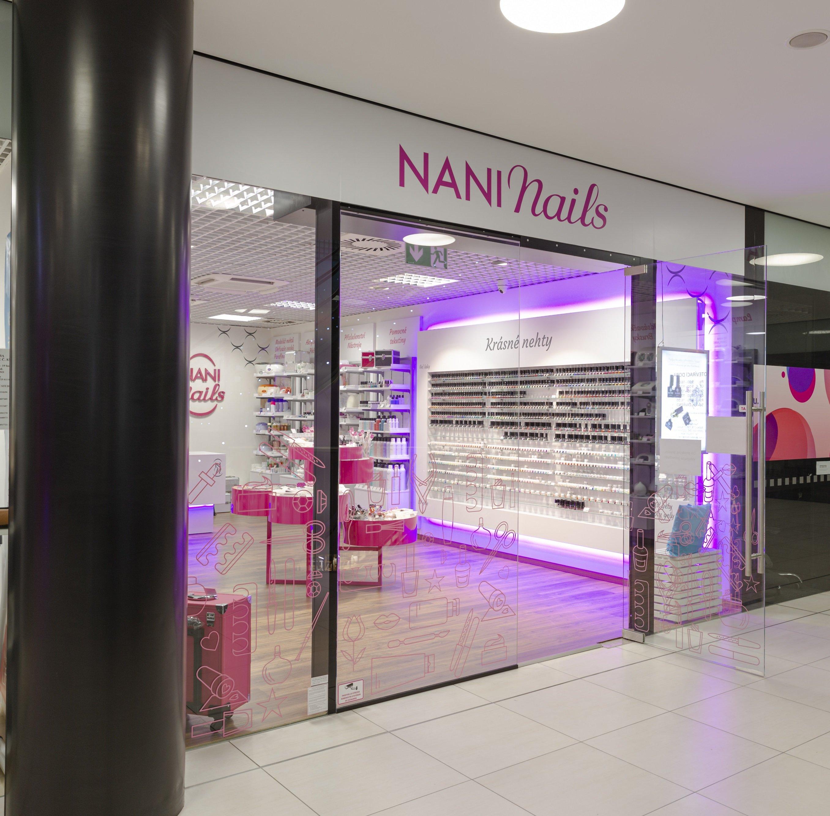 Prodejna Brno Naninails Cz