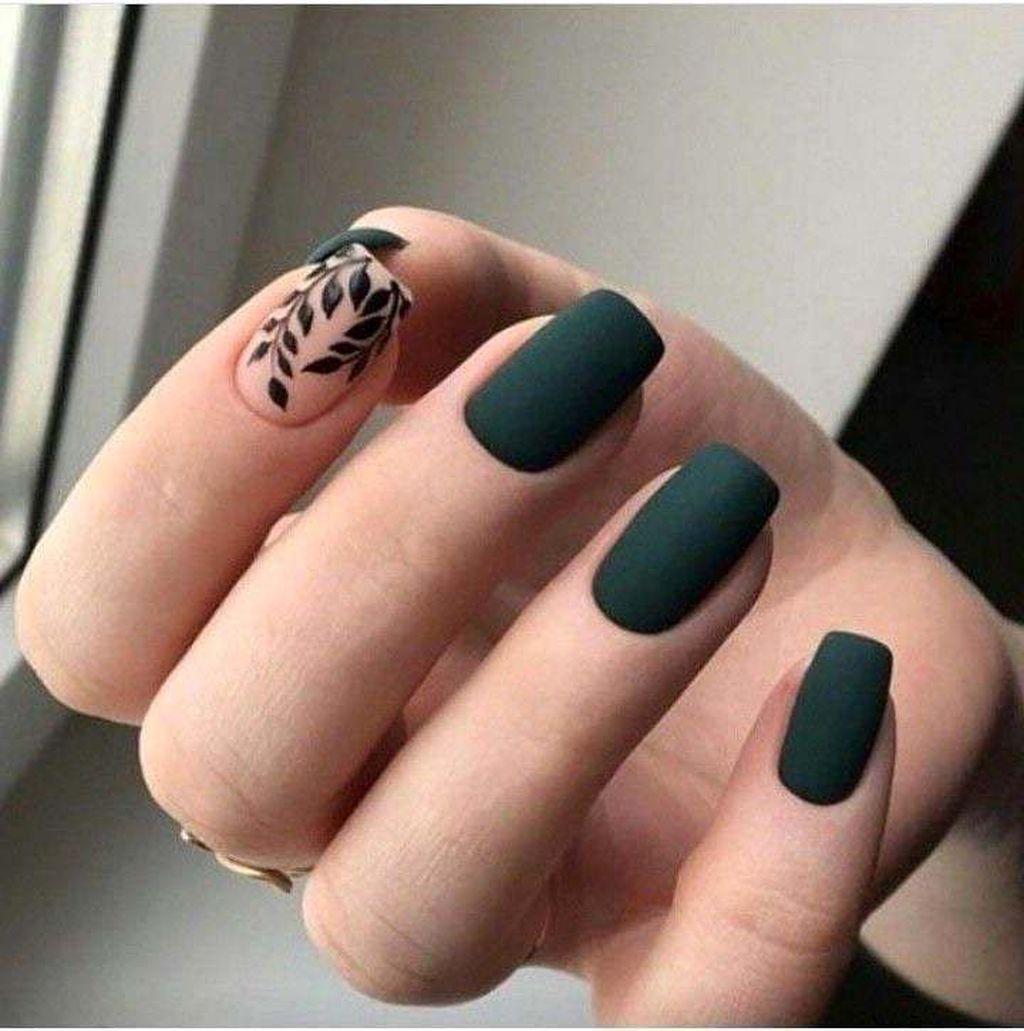 30 Adorable Autumn Nail Art Designs Ideas That Looks Cool Gelove Nehty Design Nehtu Umele Nehty