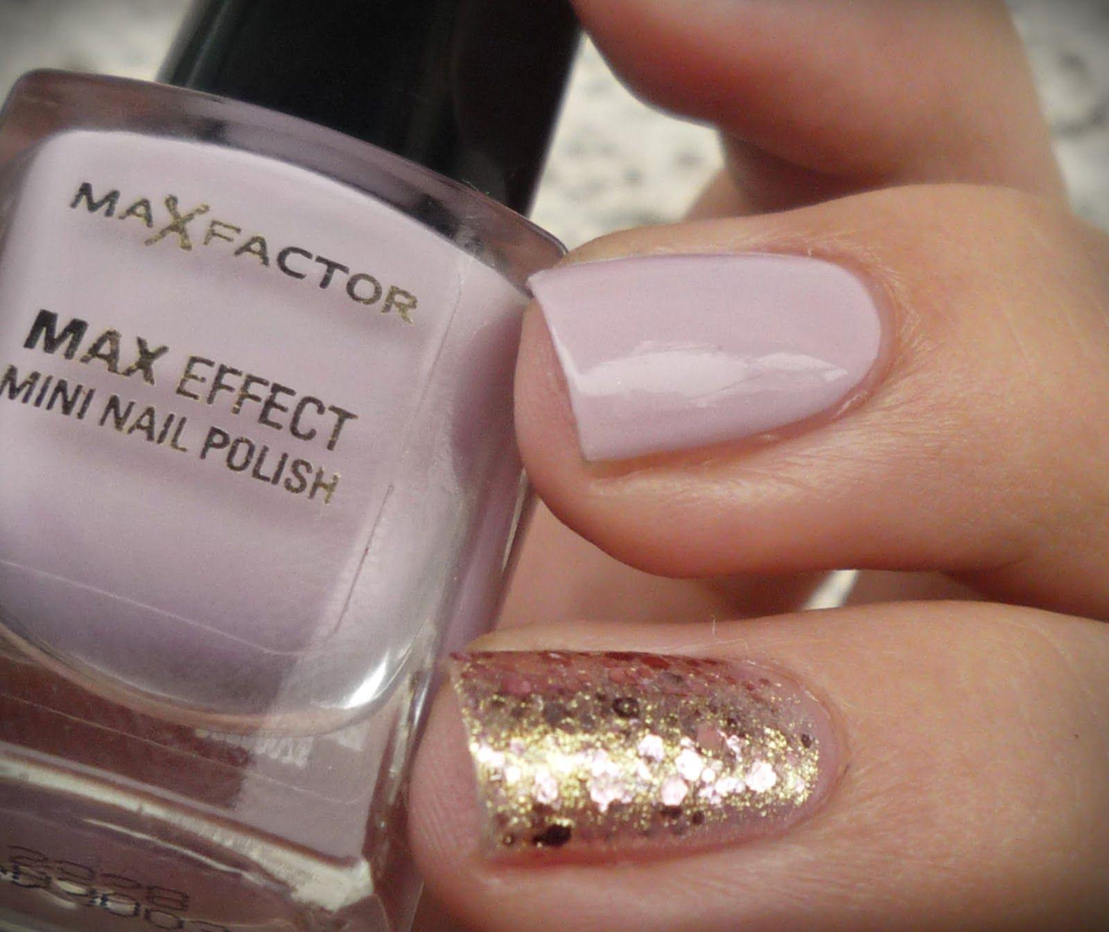 Maly Koutek Krasy Max Factor Max Effect Mini Nail Polish 30 Chilled Lilac Maybelline Brocades C 220 Aneb Vazne Povedena Dvojka Nail Polish Nails Polish