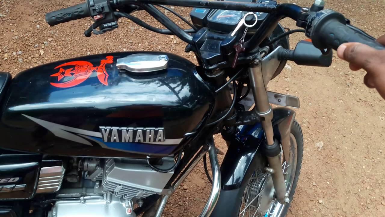 Yamaha Rx 135 Sound By Karthik M R