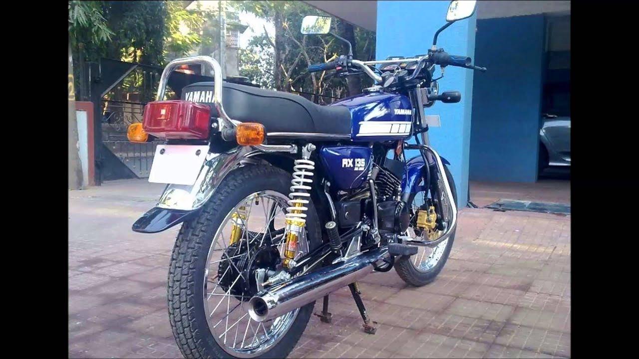 Yamaha Rx 135 By Sameer Rockk