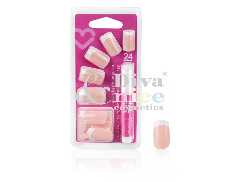 Nalepovaci Nehty Fm Girls Lepidlo C 3 Diva Nice Cosmetics