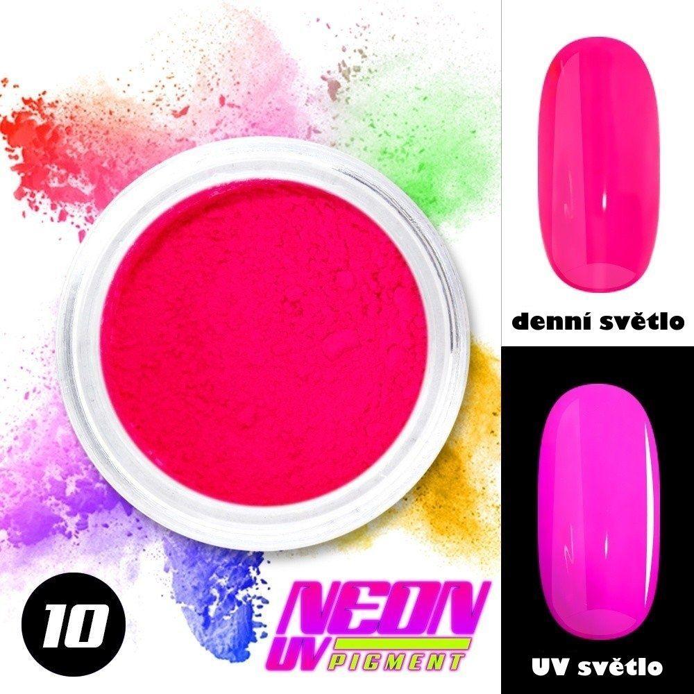 Neon Uv Pigment Neonovy Pigment V Prasku 10