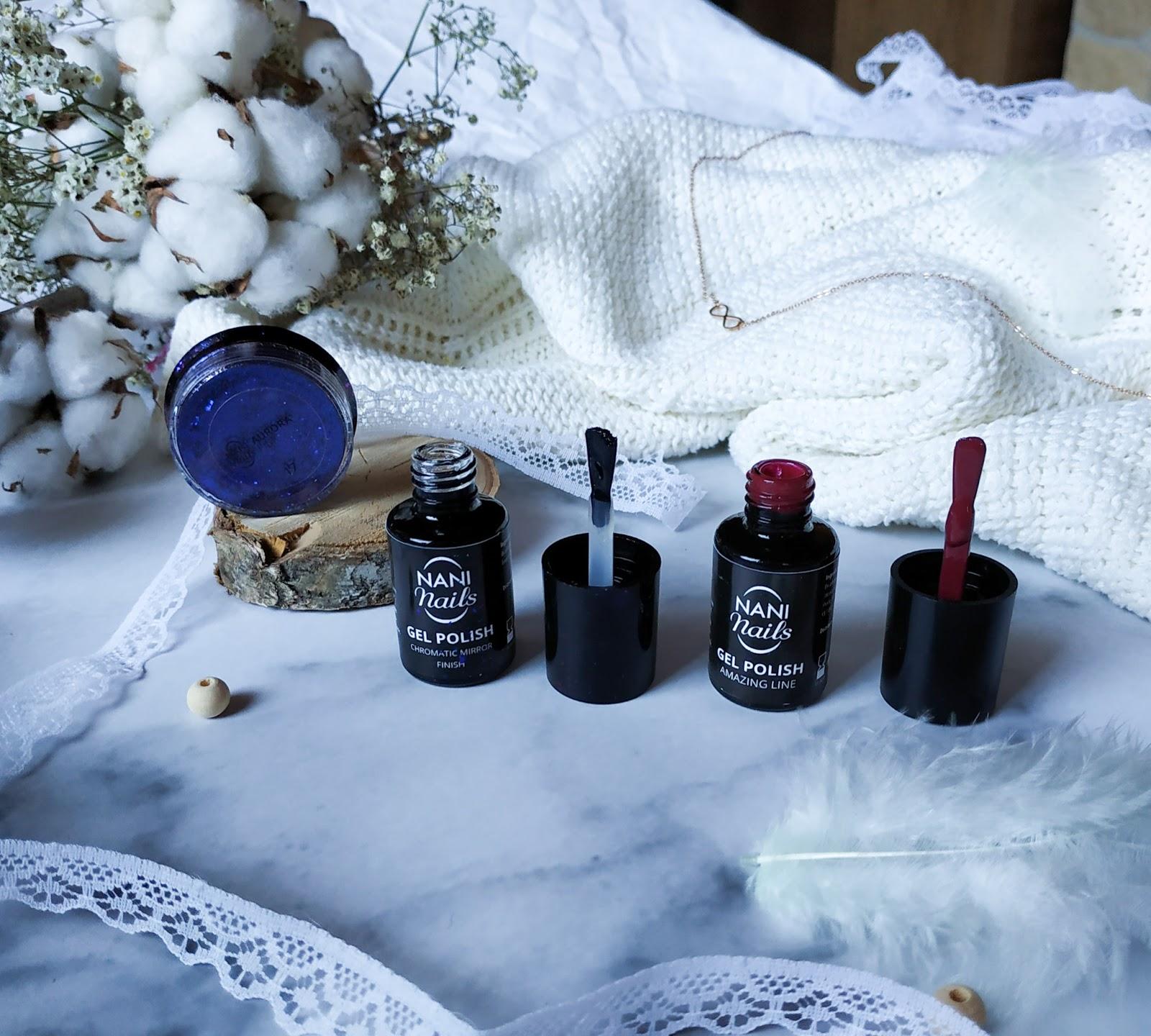 Tereza Blog Nani Nails Jak Na Lestici Pigmenty