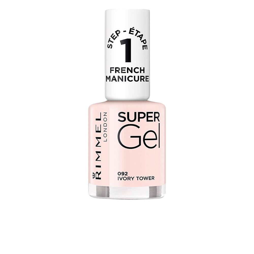 Rimmel London Super Gel French Manicure Step1 Lak Za Nokte 12 Ml Nijansa 092 Ivory Tower Jeftinije Hr