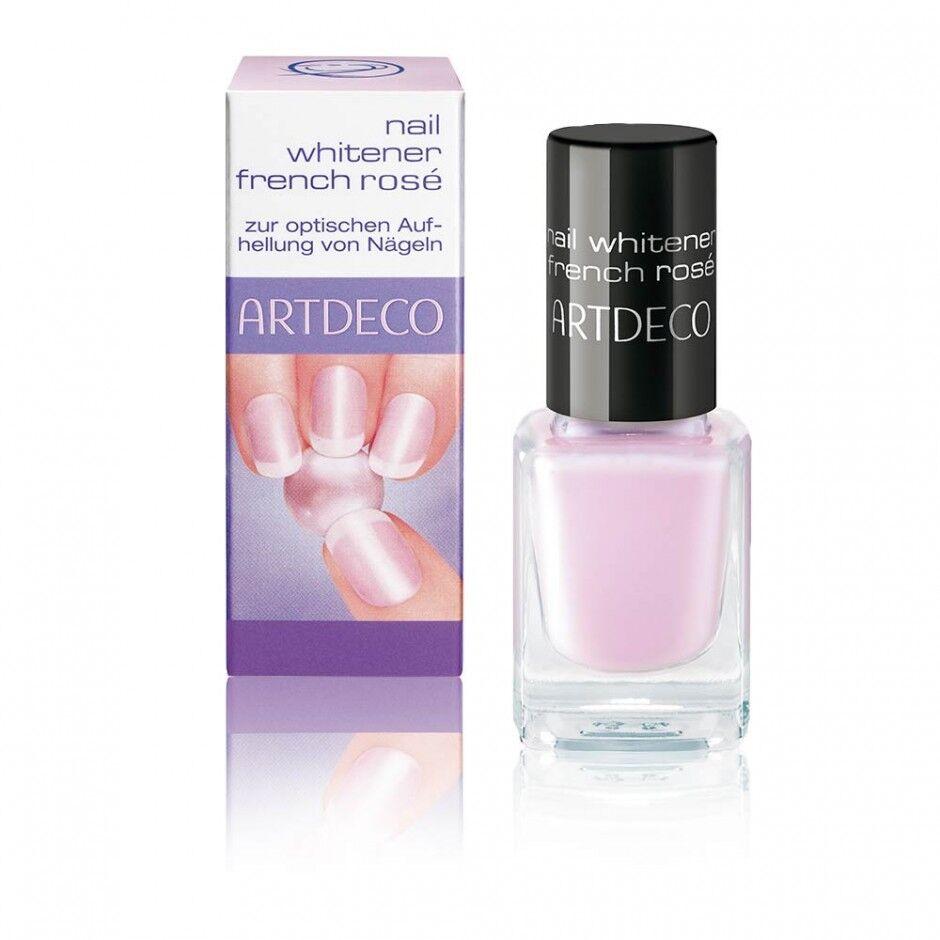Artdeco Nail Whitener French Rose Svetle Ruzovy Lak Na Nehty Pro Francouzskou Manikuru Artdecoshop Cz