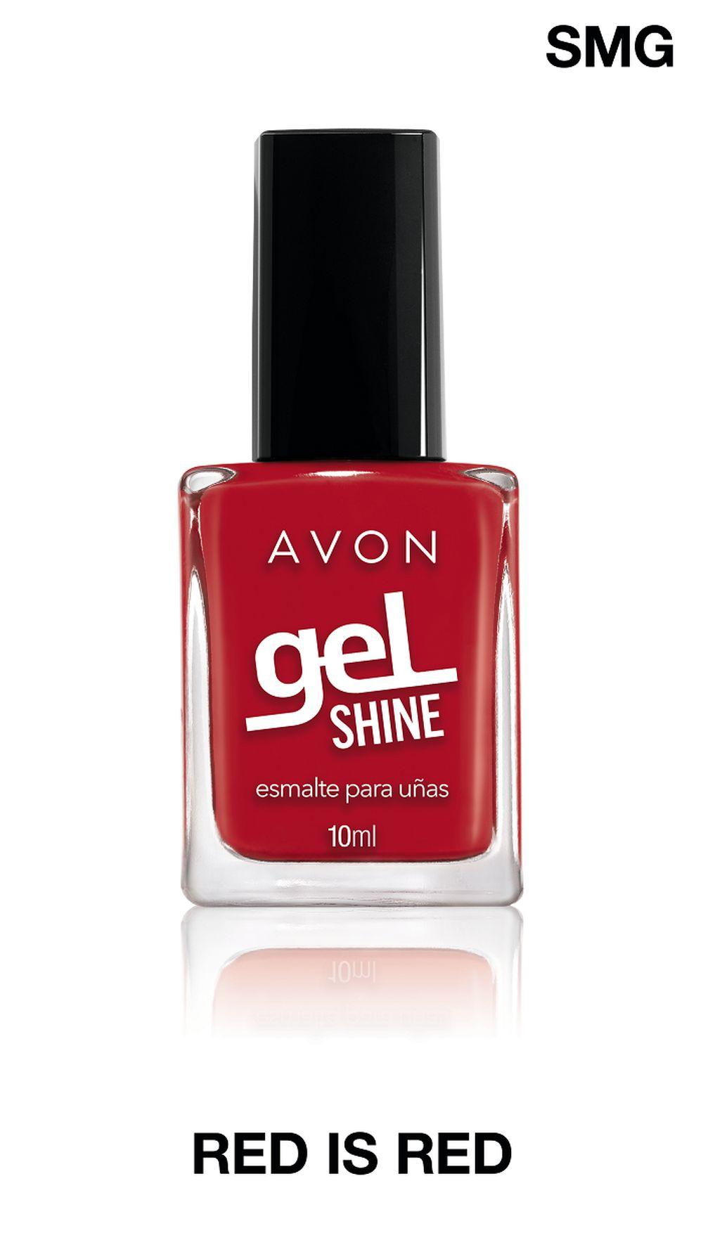 Gel Shine Lak Za Nokte Nijansa Red Is Red 299 Din Hello Magazin