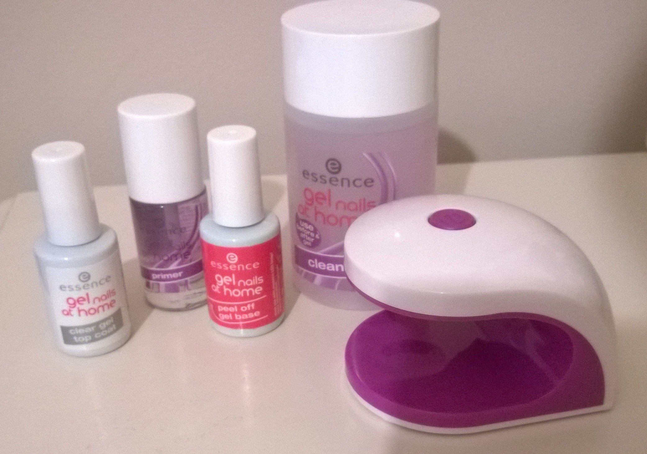 Essence Gel Nails At Home Review And Pictures Ah Sure Tis Lovely