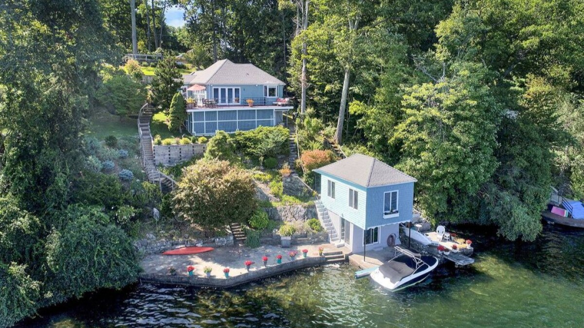 Former Dodgers Manager Joe Torre Sells New York Lake House Los Angeles Times