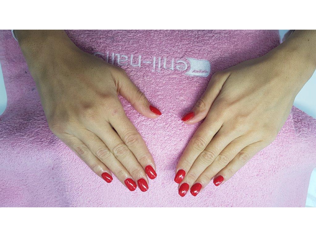 Zpevneni Prirodnich Nehtu Gel Lak Rocklac Dipping System Enii Nails