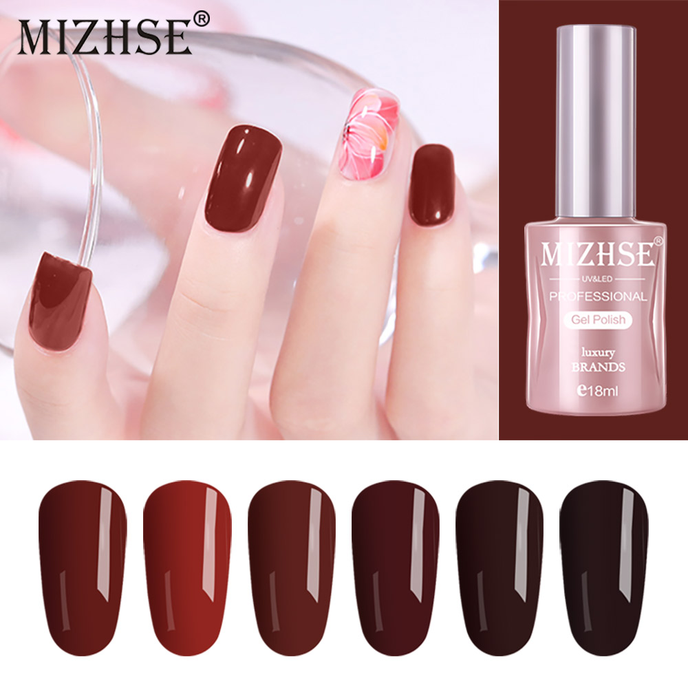 Mizhse Win Red Color Gel Uv Gel Nail Polish Holographic Primer Esmalte Gel Lak Uv Led Gel Nail Hybrydowe Nail Lacquer Primer Nail Gel Aliexpress