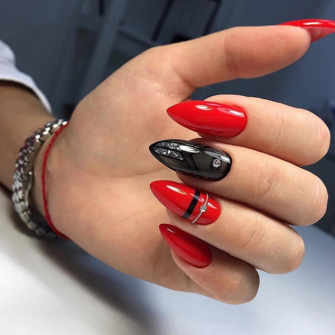 Pin By Zlata Vitova On Unhas Com Estilo Nail Gel Nail Art Designs Long Nail Designs Long Nails