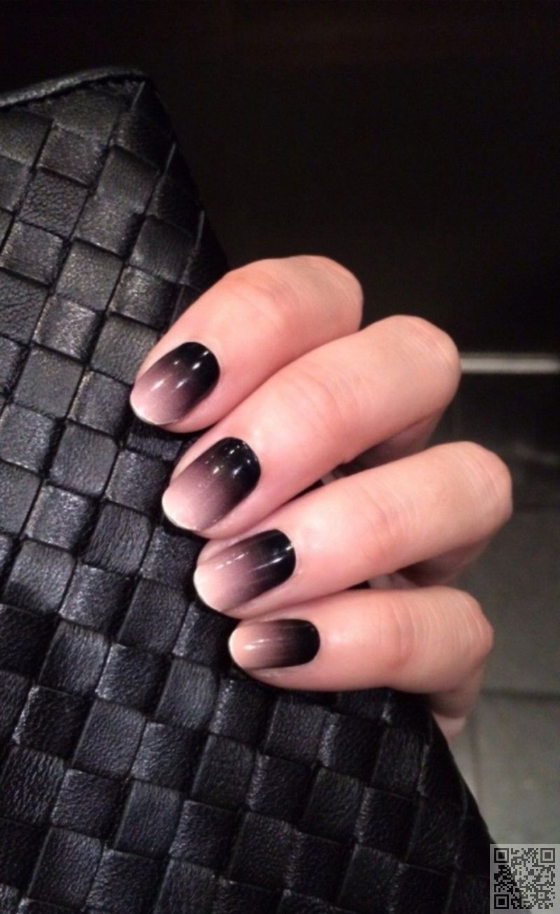43 Ideas For Ombre Nails That Will Blow Your Mind Gelove Nehty Umele Nehty