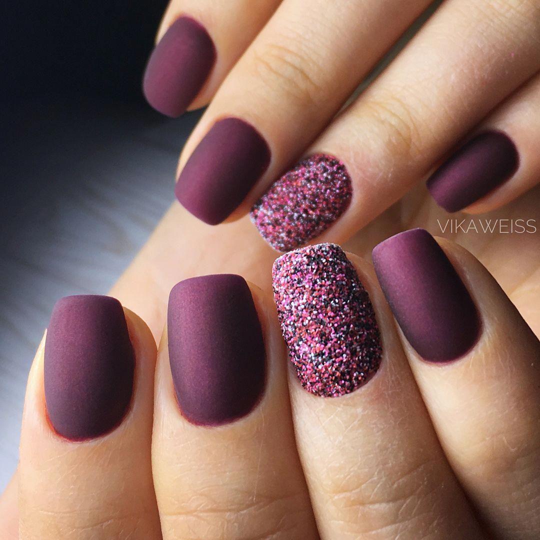 I Really Love These Fallnails Kratke Nehty Gelove Nehty Umele Nehty