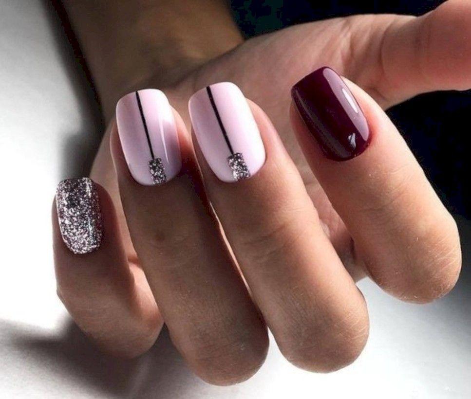 35 Exquisite Ideas Of Wedding Nails For Elegant Brides Gelove Nehty Design Nehtu Nehet