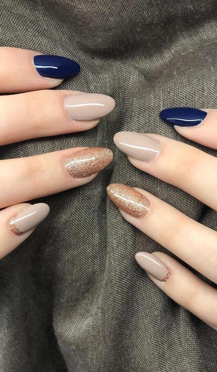 4 Methods To Make A French Manicure On Gel Nails In 2020 Gelove Nehty Design Nehtu Nehty