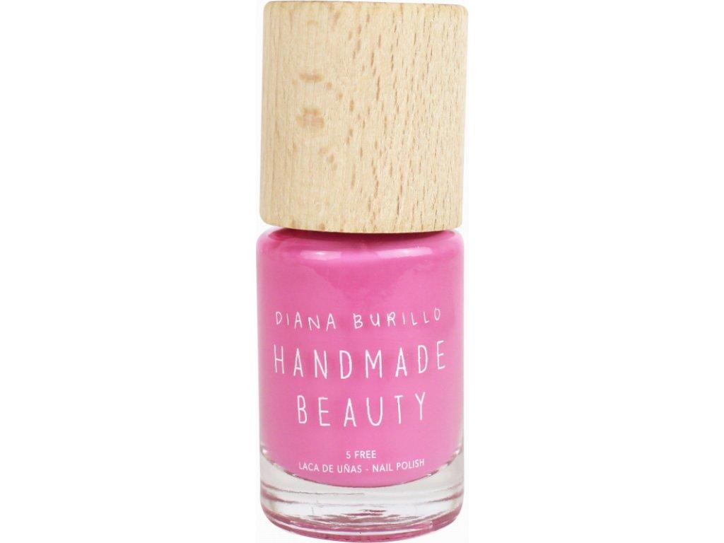 Handmade Beauty Lak Na Nehty 5 Free Cranberry 10 Ml Biobalicek Cz