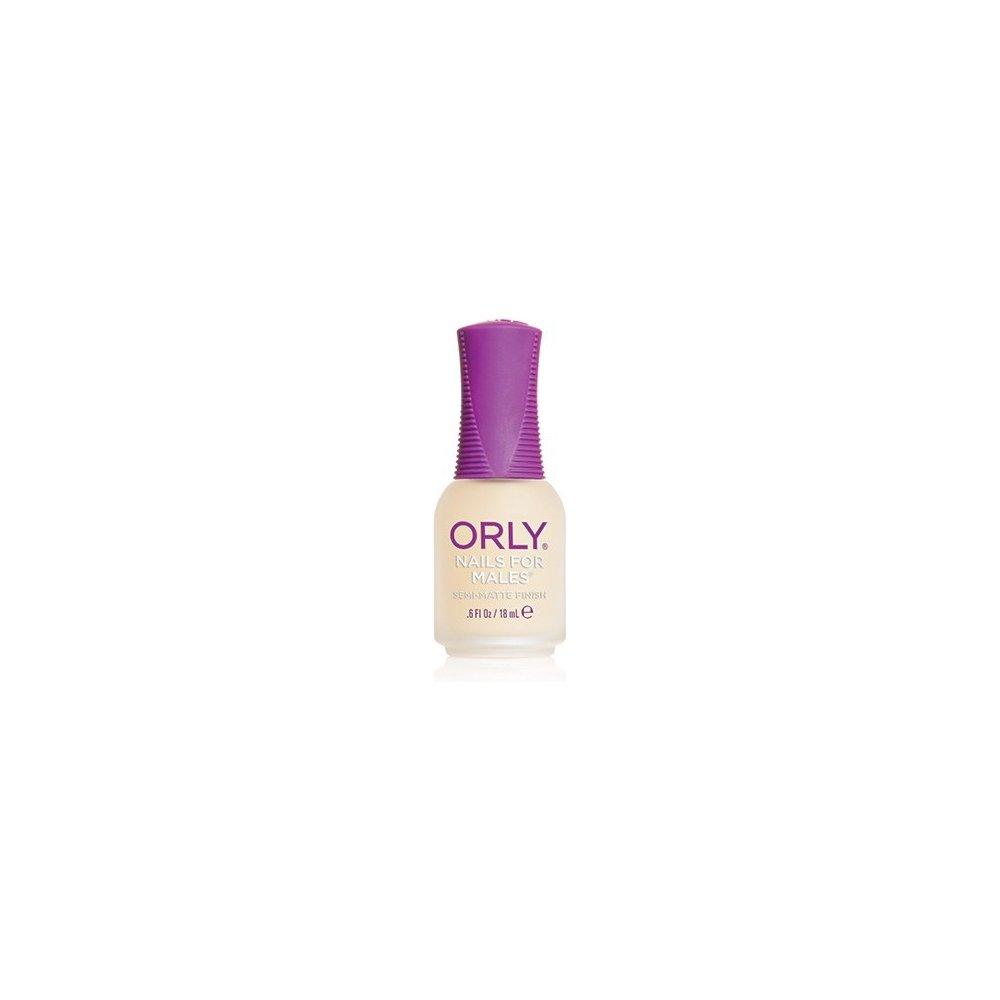 Orly Nail For Males Lak Na Nehty Pro Muze Pro Prirozeny Vzhled Transparentni 18 Ml Heureka Cz