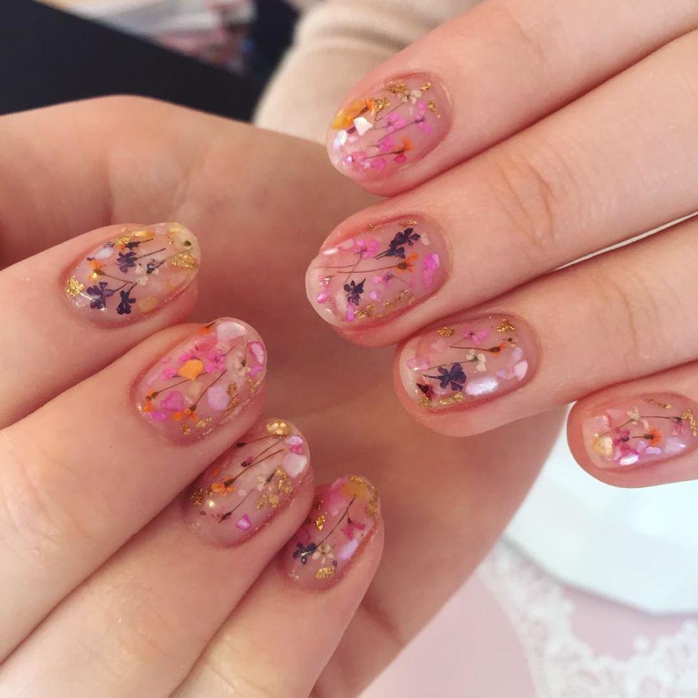 Spring Nail Art Ideas You Haven T Tried Yet Design Nehtu Nehty A Design