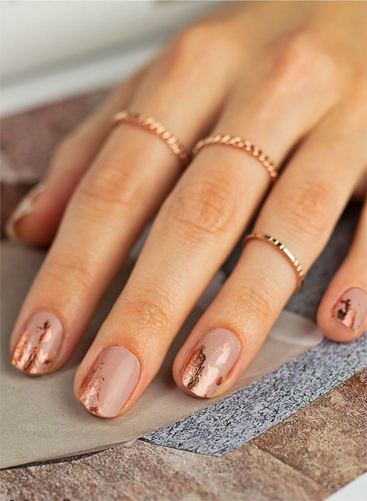 45 Classy Spring Nail Color Designs For Your Exceptional Style In 2020 Nehty