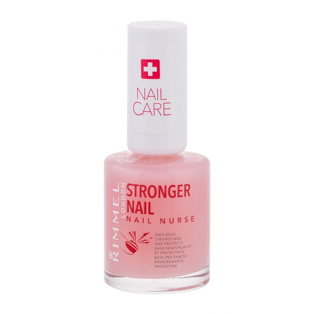 Rimmel London Nail Nurse Stronger Nail Lak Na Nehty Pro Zeny 12 Ml Elnino Cz