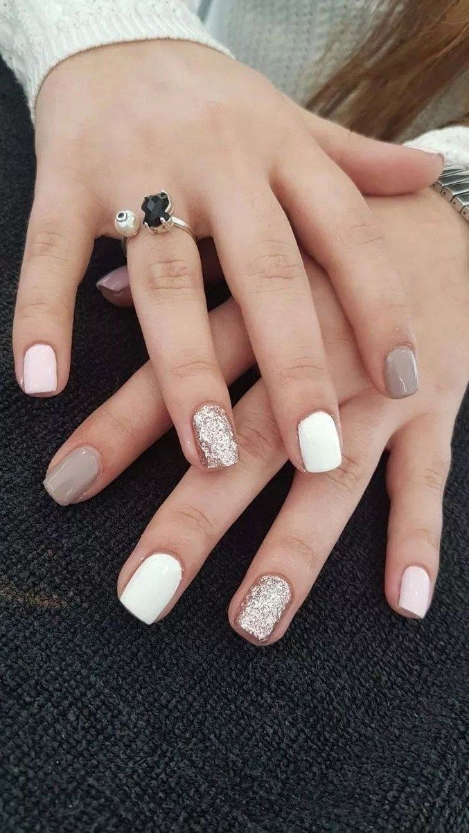 30 Nails Designs Inspirations In 2020 Short Acrylic Nails Designs Short Square Nails Short Acrylic Nails